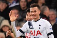 Flashback: Flick and volley from Dele v Palace