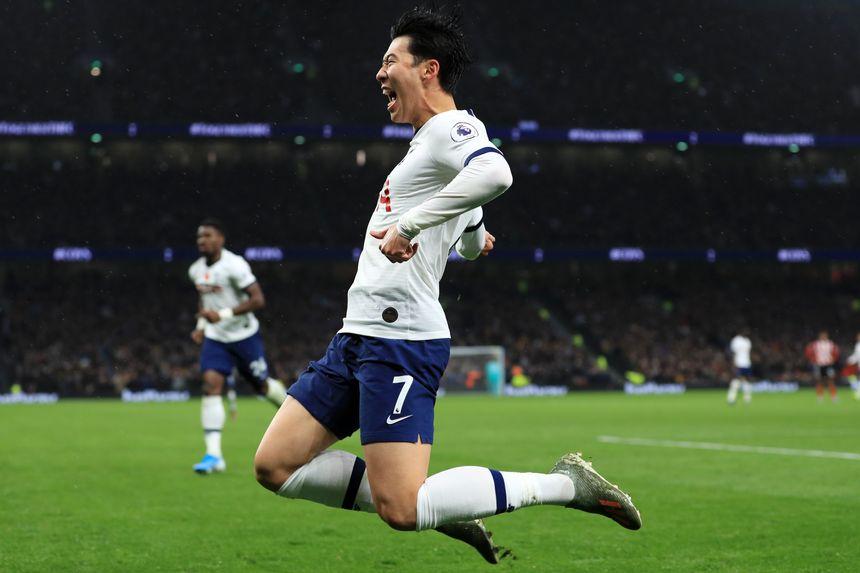 Son, Tottenham Hotspur