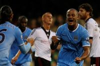 Flashback: Kompany steals the show against Fulham