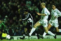 Flashback: Newcastle edge Leeds in thriller