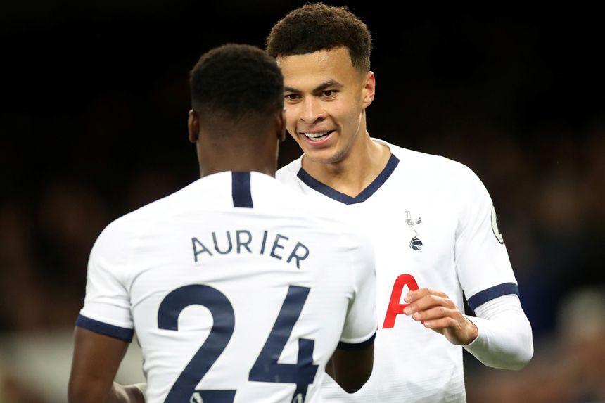 Alli and Aurier, Tottenham Hotspur