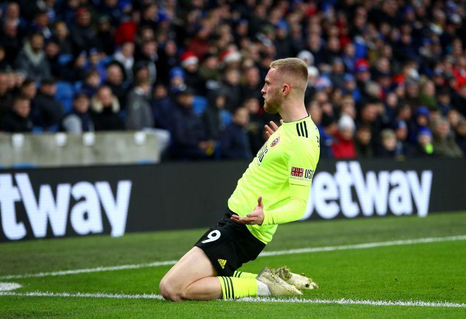 Oliver McBurnie, Sheffield United