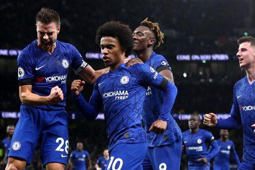 Spurs V Chelsea 2019 20 Premier League