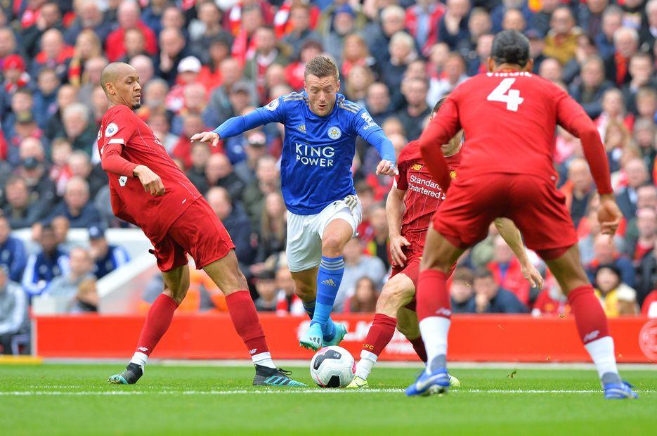 Liverpool FC v Leicester City - Premier League