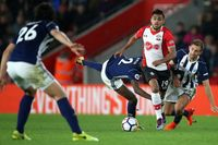 Watch Boufal's sensational solo run against West Brom