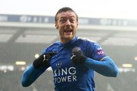 Goals of the Decade: Vardy volleys on the turn against West Brom