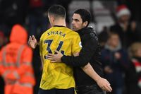 Bent: Arteta can take positives from draw