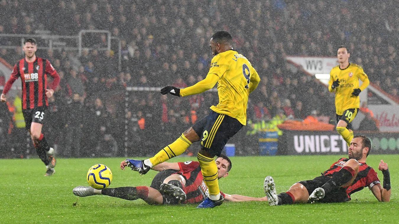 AFC Bournemouth 1-1 Arsenal