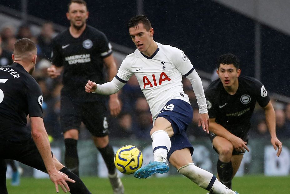 Giovani Lo Celso, Spurs