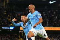 Kompany retires: Watch his stunner against Leicester