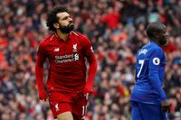 Goals of the decade: Salah's rocket against Chelsea