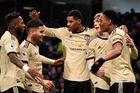Sherwood: Man Utd my favourites for top four