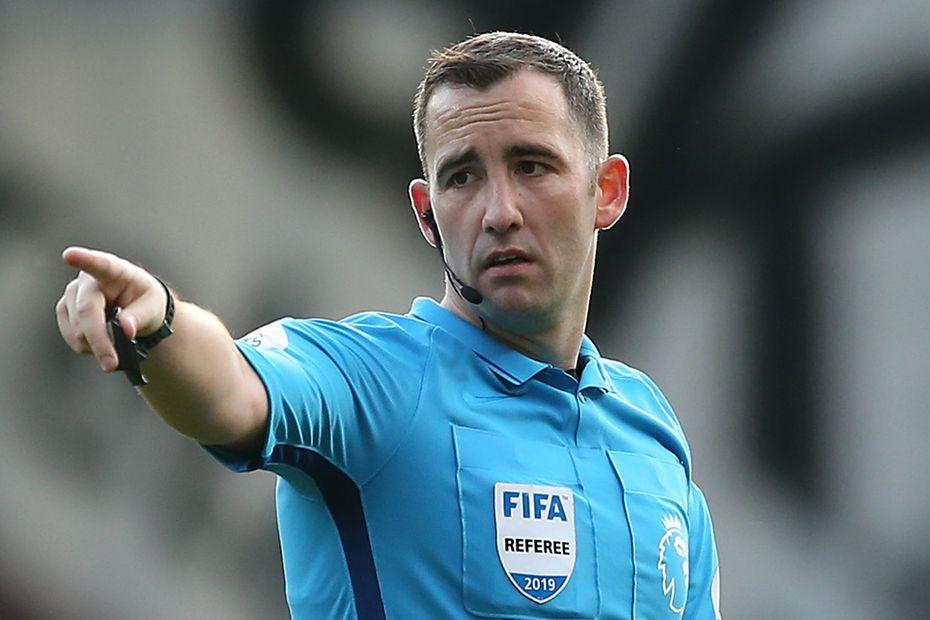Chris Kavanagh, referee