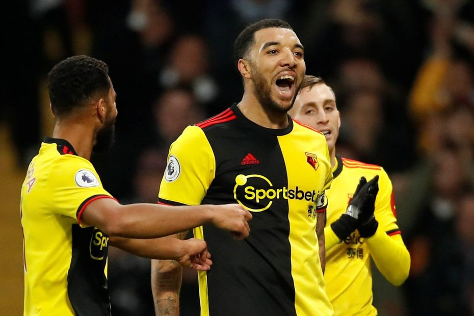 Shearer: Deeney led Watford from the front