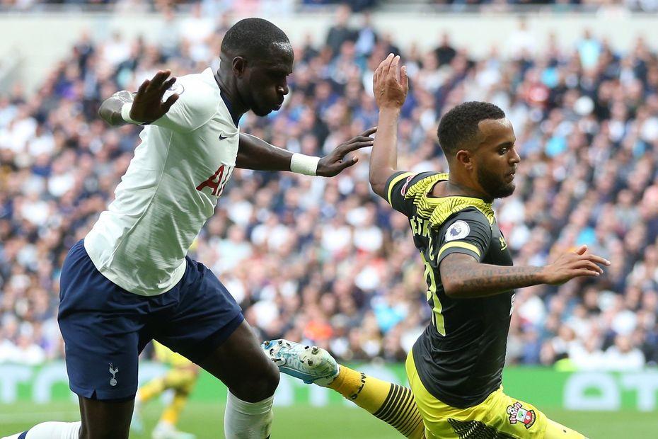 Moussa Sissoko v Southampton