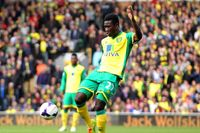 Goal of the day: Tettey thrashes in for Norwich