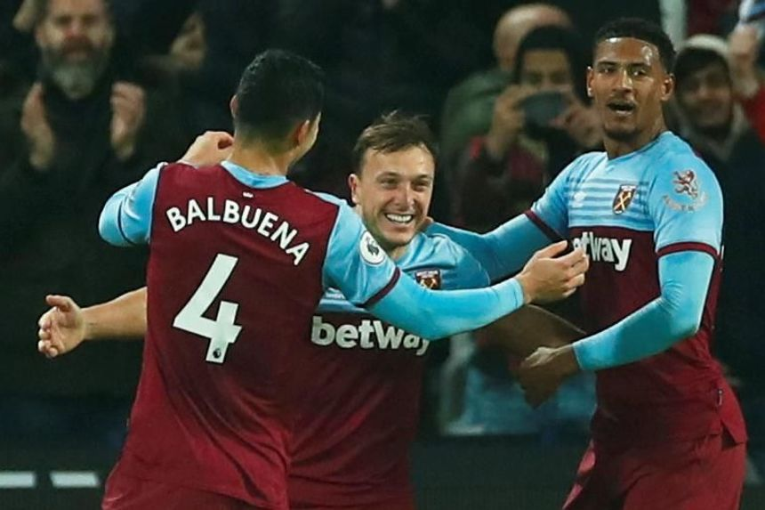 West Ham United v AFC Bournemouth