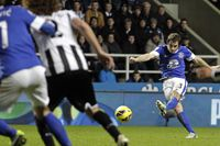 On this day - 2 Jan 2013: Newcastle 1-2 Everton