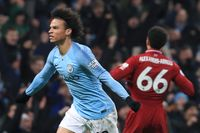 Flashback: Sane edges Man City past Liverpool