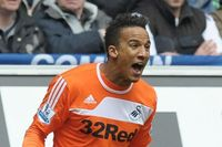 Goal of the day: Sinclair's stunner for Swansea
