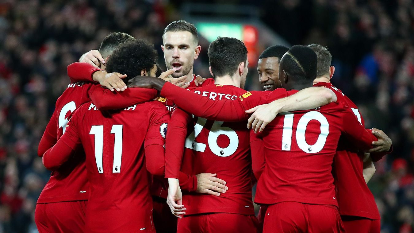 Liverpool 2-0 Sheffield United