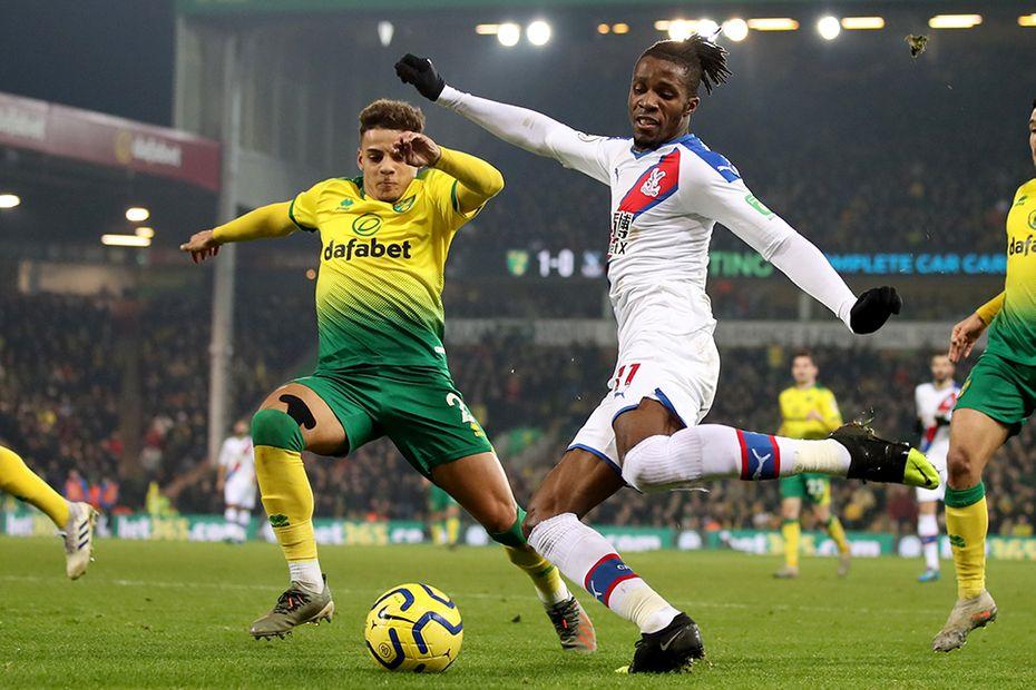 Norwich City v Crystal Palace