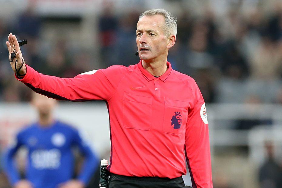 Martin Atkinson, referee