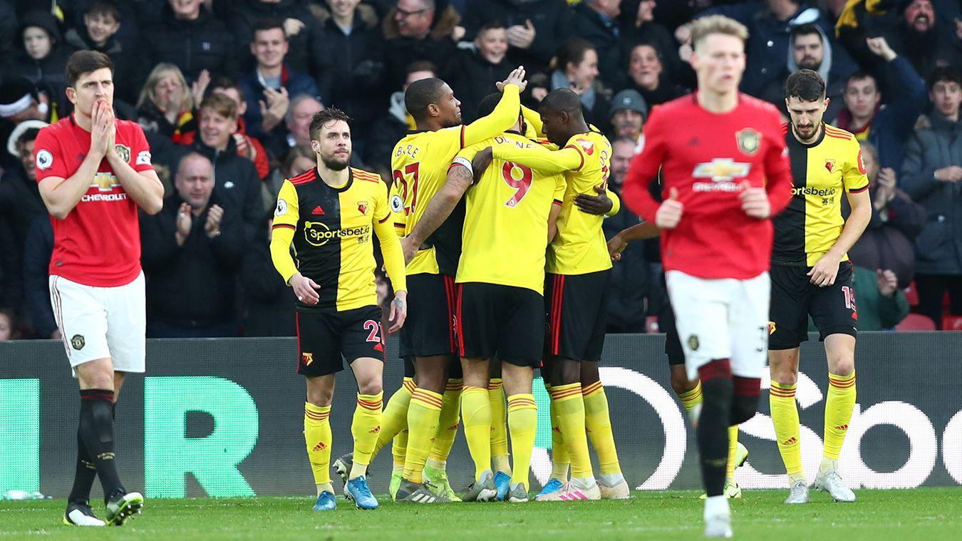 Man Utd v Norwich City