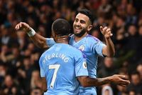 GW23 Update: Mahrez closing in on Sterling