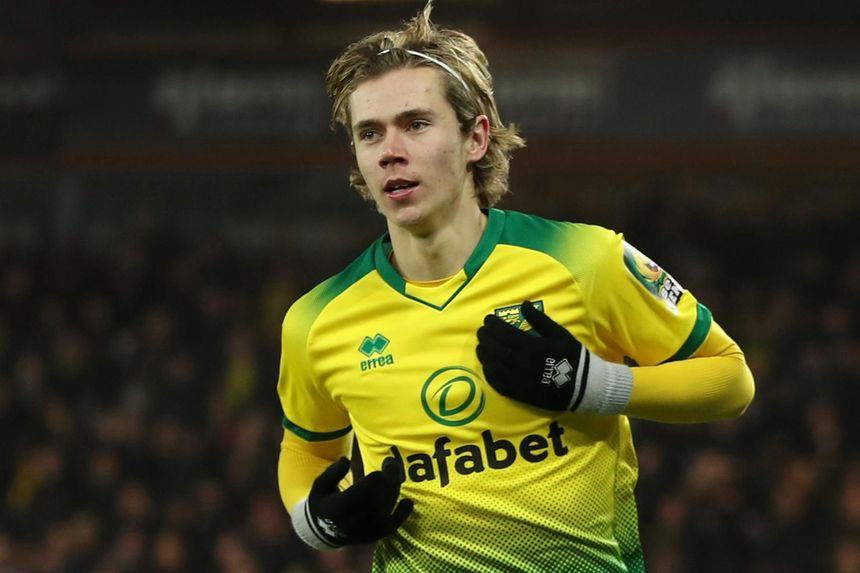 Todd Cantwell, Norwich City