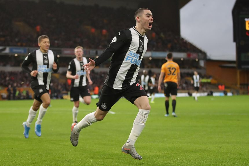 Miguel Almiron, Newcastle United