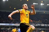 Flashback: Jota treble earns Wolves win v Leicester