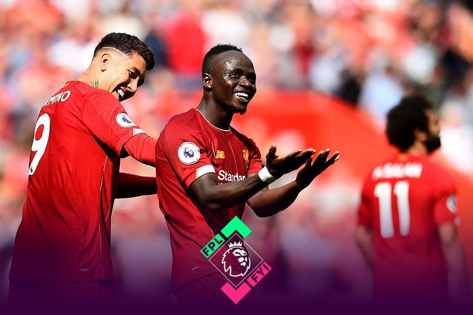 FPL FYI: Triple Liverpool Fantasy Premier League players?