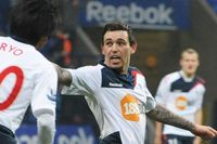 Goal of the day: Davies drills in for Bolton