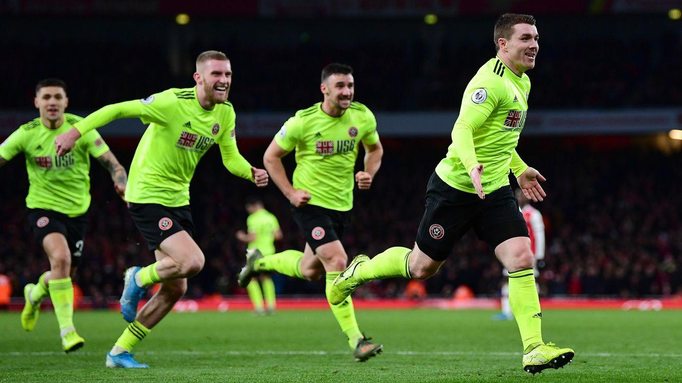 Arsenal 1-1 Sheffield United