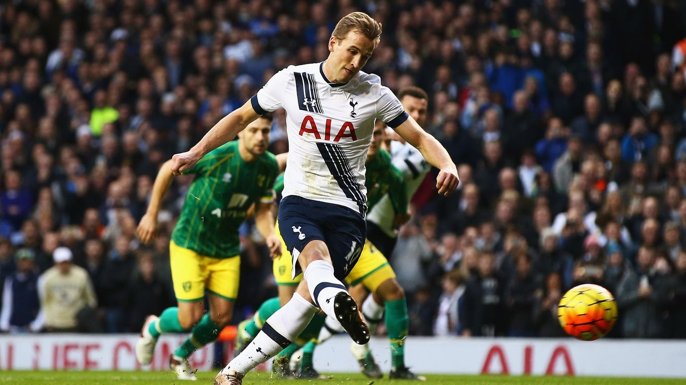 Tottenham Hotspur v Norwich