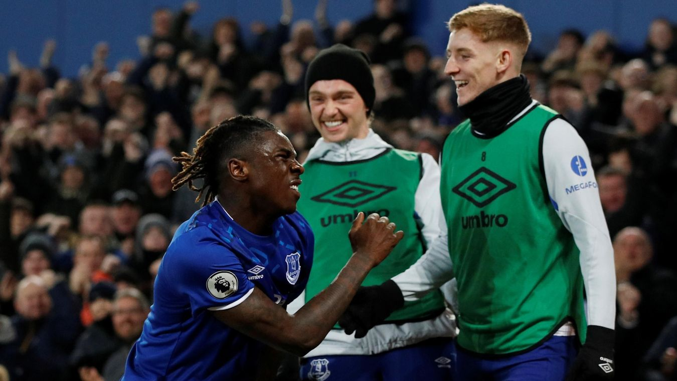 Everton 2-2 Newcastle United
