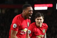 GW24 Update: Might Martial outscore Double Gameweek stars?