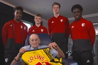Football Remembers: Tony Collins