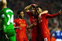 Flashback: Sturridge brace stuns Everton
