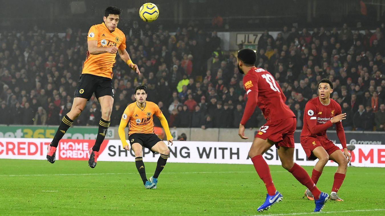 Wolverhampton Wanderers 1-2 Liverpool