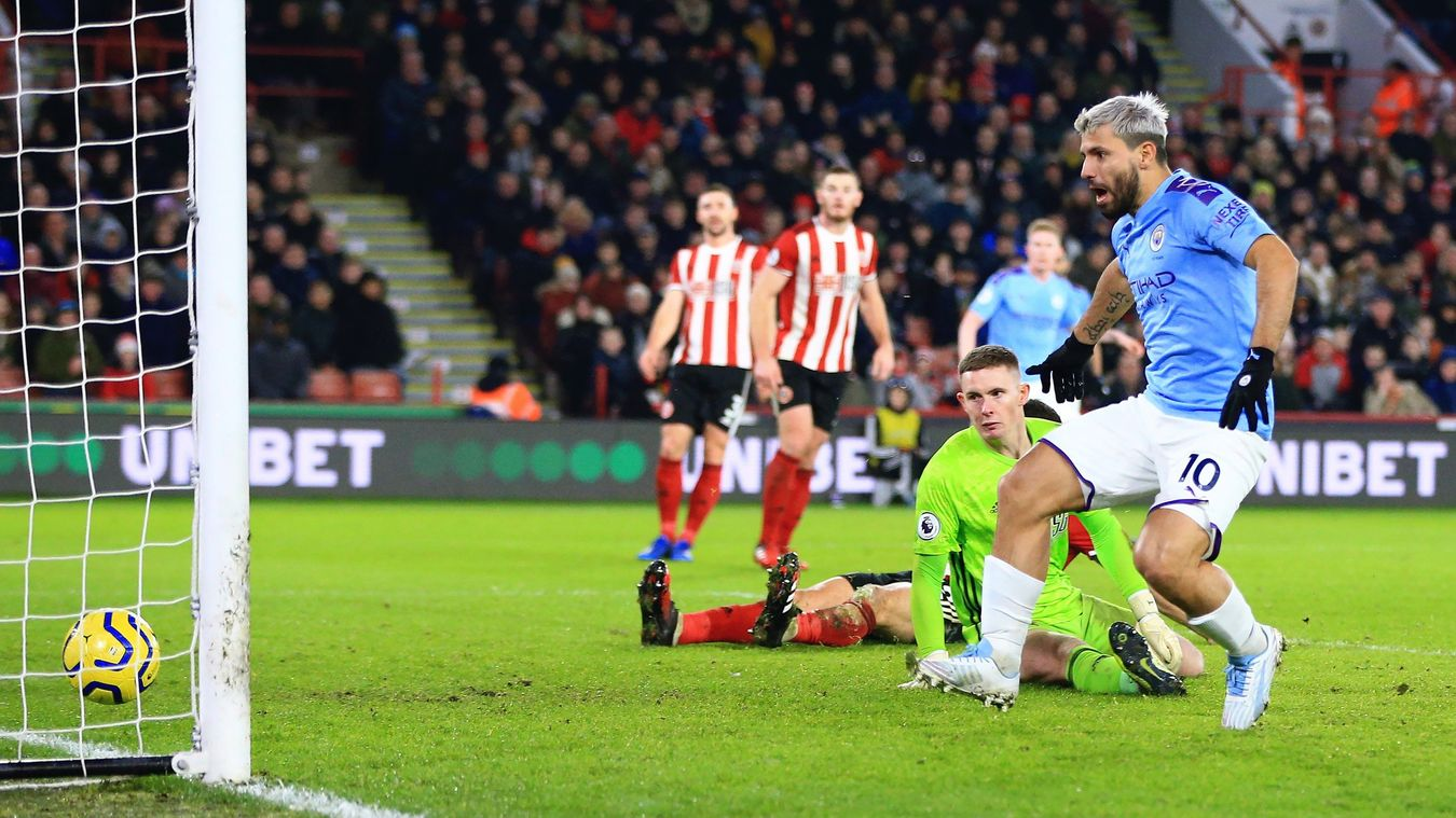 Sheffield United 0-1 Manchester City