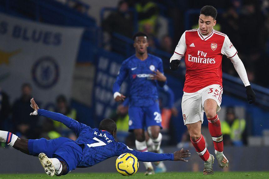 Chelsea 2-2 Arsenal