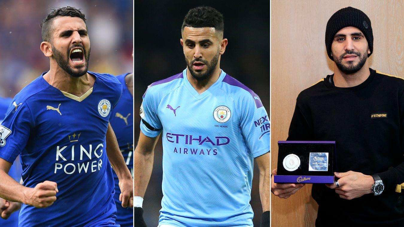 Premier League Milestones, Riyad Mahrez