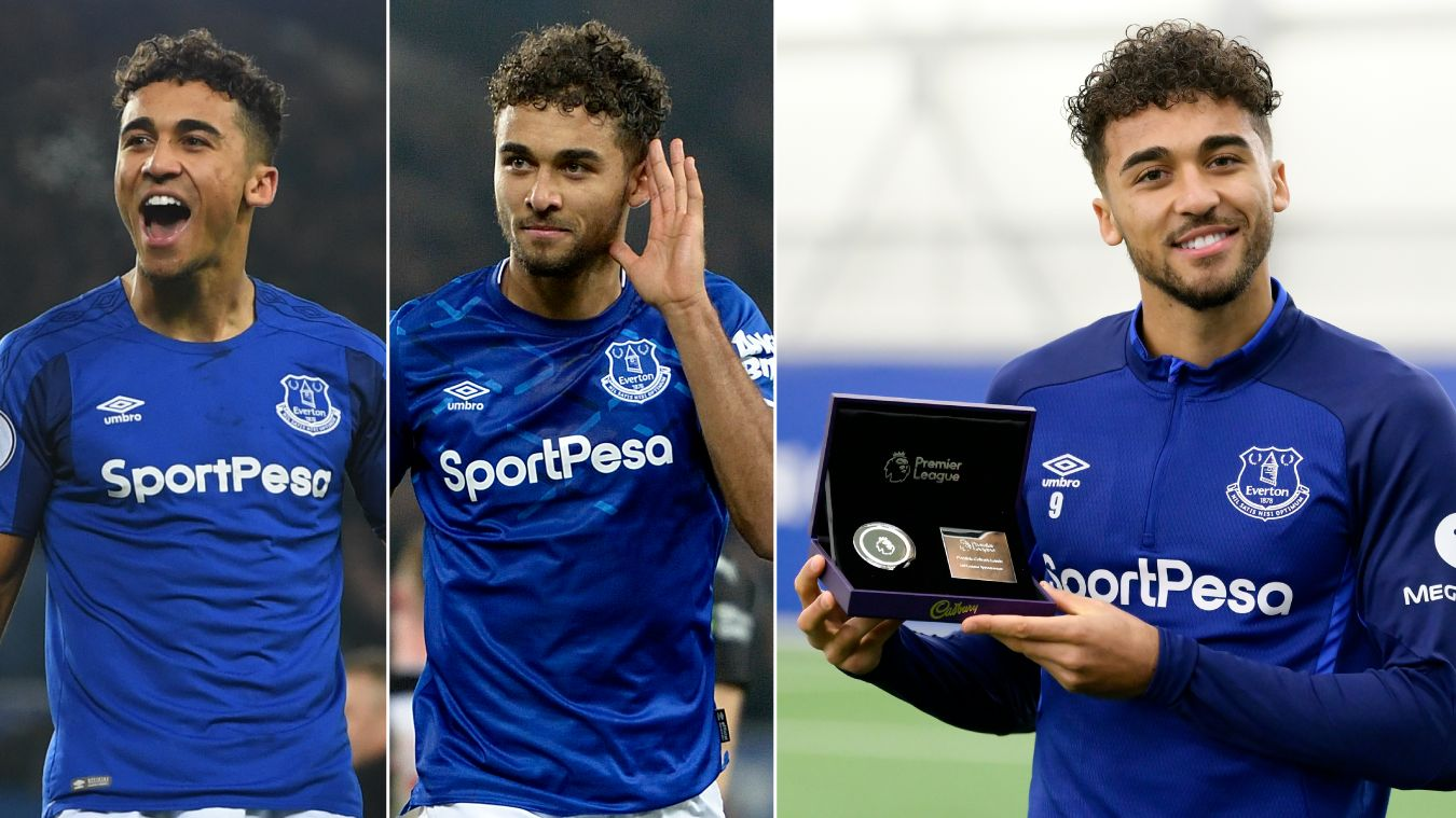 Premier League Milestones, Dominic Calvert-Lewin