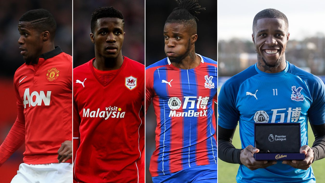 Premier League Milestones, Wilfried Zaha