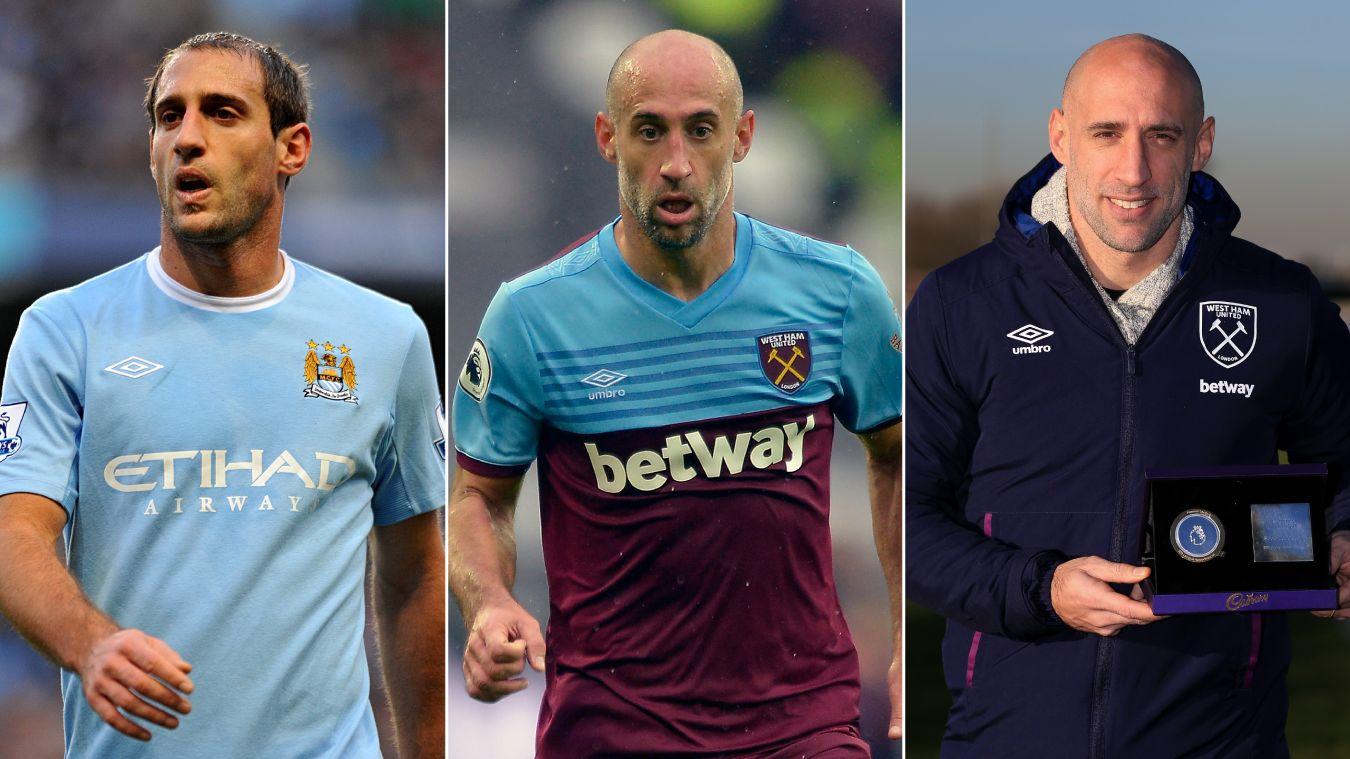 Premier League Milestones, Pablo Zabaleta