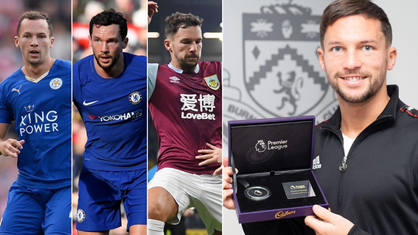 Premier League Milestones, Danny Drinkwater