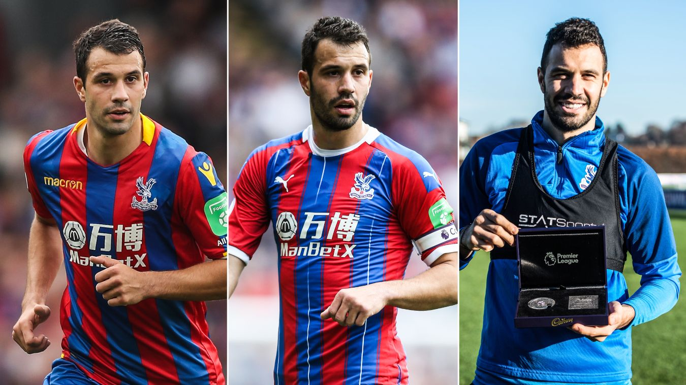Premier League Milestones, Luka Milivojevic