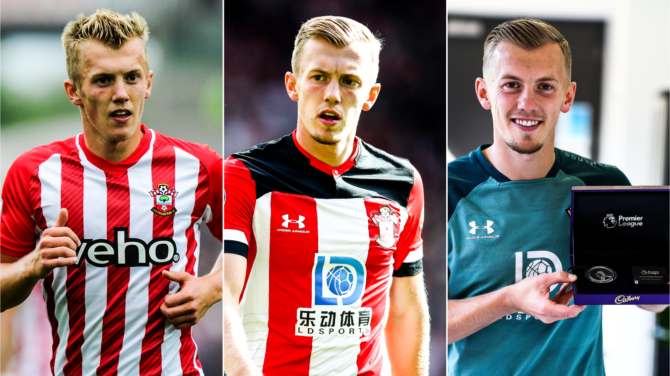 Premier League Milestones, James Ward-Prowse